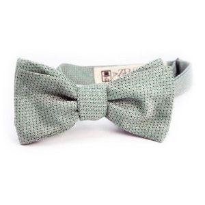 ZB Savoy Emerald Bow Tie XCLV Stone Collection